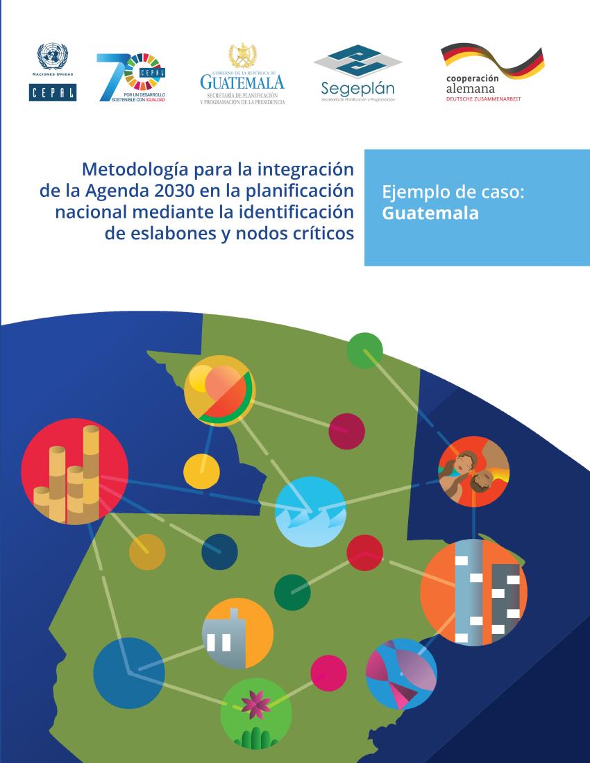 Metodología integración ODS