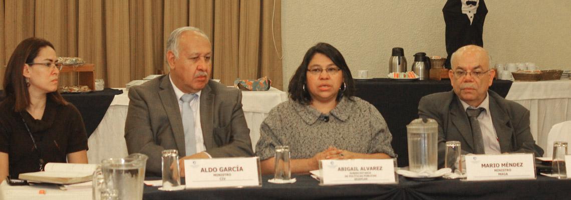 Analizan avances en la formulación de la Política Nacional de Ordenamiento Territorial