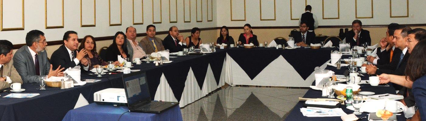 Diputados conocen proceso del ejercicio de priorización en el marco de la Agenda de los ODS