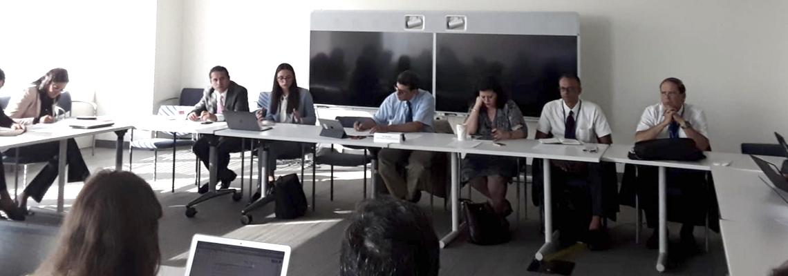 SEGEPLAN representa a América Latina y el Caribe en evento regional sobre Revisiones Nacionales Voluntarias