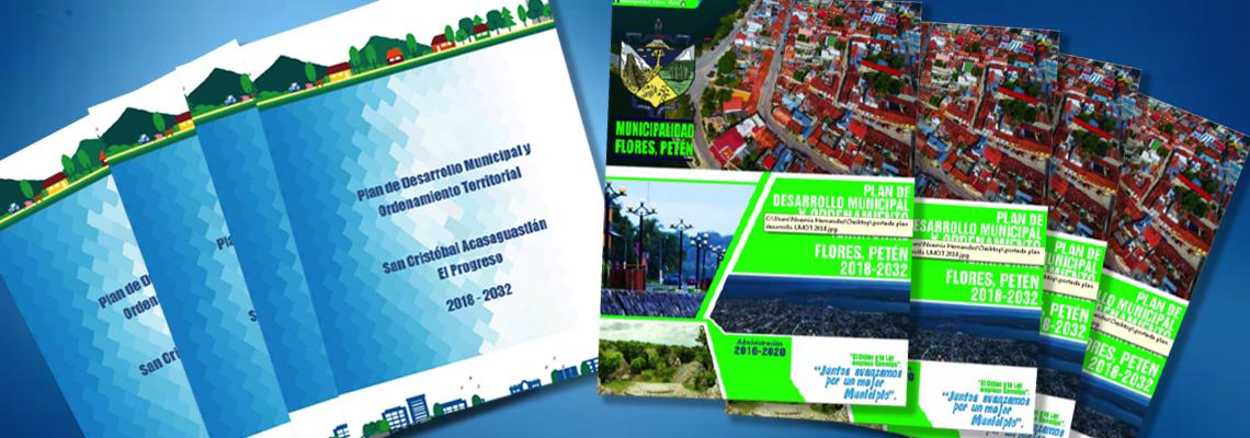 100 municipalidades actualizan y alinean sus Planes de Desarrollo Municipal y Ordenamiento Territorial a las prioridades nacionales